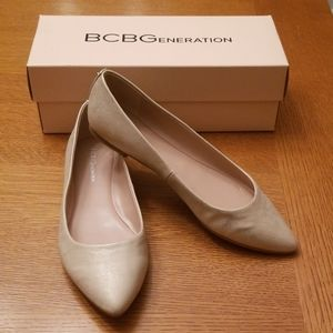 BCBGeneration Millie Pointed Toe Flat